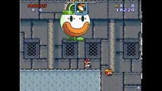 Super Mario Flash 2 0 - Part 1 First Castle - PakVim net HD