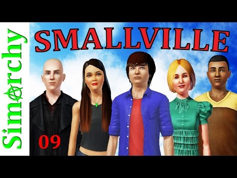 The Sims 3 Let's Play Smallville - The Curse of the Werewolf - Part 9