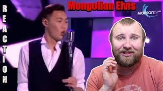 Reaction - ENKH ERDENE (Mongolian Cowboy World's Best) - PakVim net