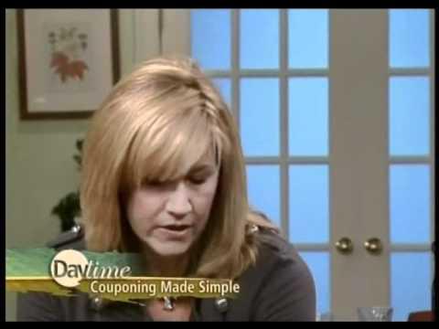 Christi The Coupon Coach - Couponing Made Simple - Daytime TV Show Appearance.wmv