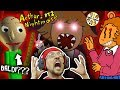 ESCAPE the Crazy Cartoon Family + BALDI Teacher in my House? (FGTEEV Arthurs Game Part 2 Night 3 &4)
