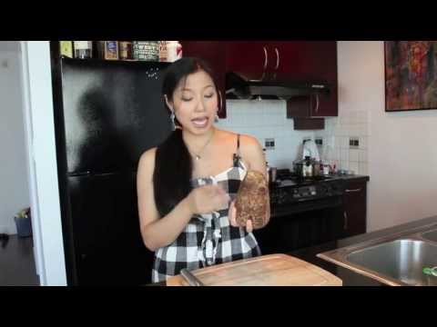 How to Prep and Cook Taro Root - Hot Thai Kitchen