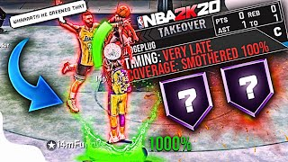 The LAST BEST JUMPSHOT in NBA2K20! NEVER miss again 100% GREENLIGHTS!