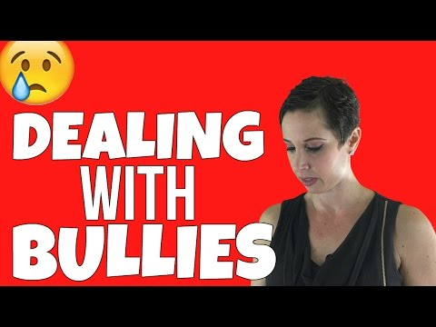 HOW TO DEAL WITH BULLIES IN THE WORKPLACE | Debra Wheatman