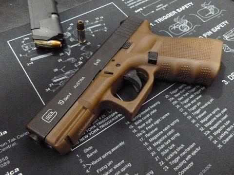 Glock 19 Gen 4 - My favorite handgun!