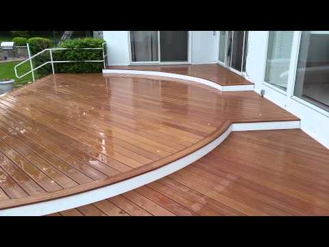 Curved Decking talk by Paddy-O-Deck