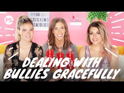 How to Be Nice to Your Bully w/ Lauren Paul & Molly Thompson | Pour Decisions With Candace