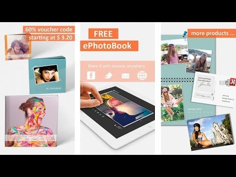 PhotoBook™ [iPhone] Video review by Stelapps