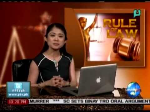 Rule of Law: Issue on changing of 'Gender/Sex' in birth certificate || Apr. 7, 2015