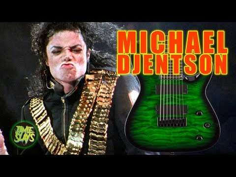 What If Michael Jackson Was Downtuned Metal Guitar