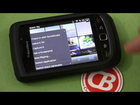 BlackBerry 101: Hiding and unhiding pictures