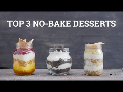 Top 3 no-bake desserts [BA Recipes]