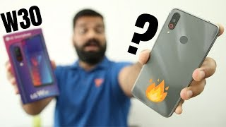 LG W30 Unboxing & First Look - Triple Camera in Budget from LG 🔥🔥🔥