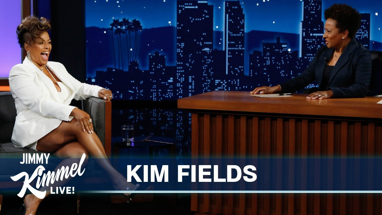 Kim Fields on The Upshaws, Disneyland with Michael Jackson & Her Dad Working on Kimmel