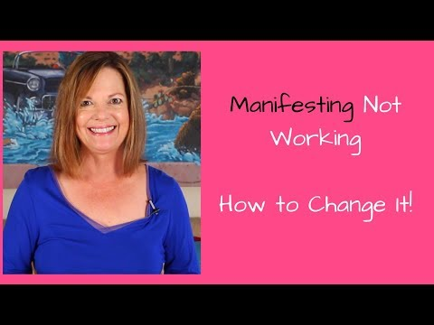 What to Do If Manifesting Doesn't Work