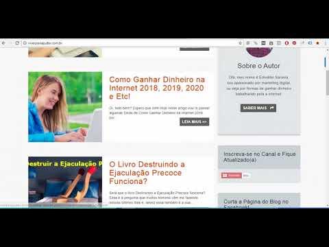 Como Criar Backlinks Dofollow no Facebook - Links de Qualidade Veja! CÓDIGO ABAIXO DESCRIÇÃO!