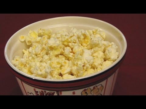 DIY -- Microwave Popcorn -- Lynn's Recipes