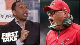 Bruce Arians hiring by Bucs gives Stephen A.