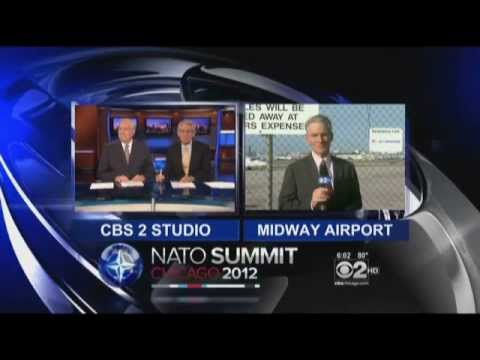 No-Fly Zone Enforced by Shoot-to-Kill Order During Chicago NATO Summit