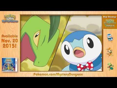 Pokémon Mystery Dungeon: Explorers of Sky—Beyond Time and Darkness