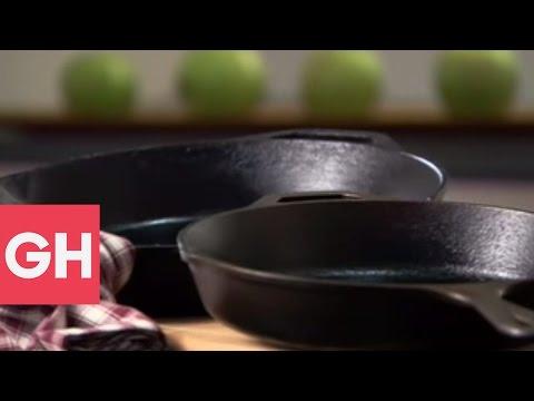 How to Season A Cast Iron Pan | Good Housekeeping