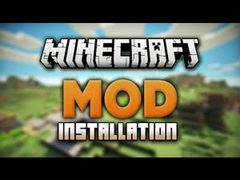 How to install mods on Minecraft on Pc and Mac 2017