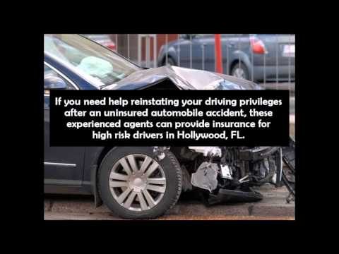 How To Get High Risk Auto Insurance Options For Drivers in Florida