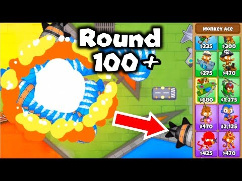 BTD 6 - Micro Challenge! (1 Tower Only) - The Most Popular