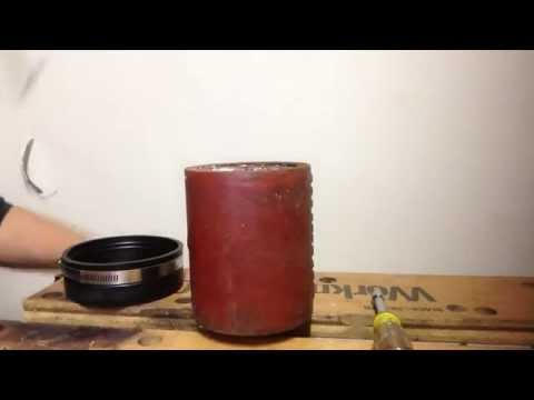 A great solution How to fix drum trap lid