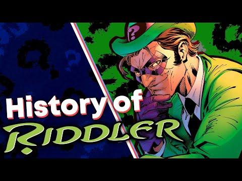 History of The Riddler! (Edward Nigma) [Batman]