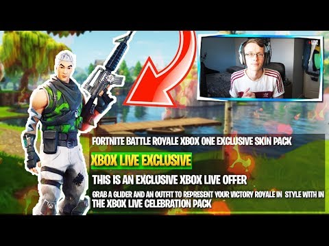 New Exclusive Xbox Outfit Free How To Download Xbox Fortnite Skins