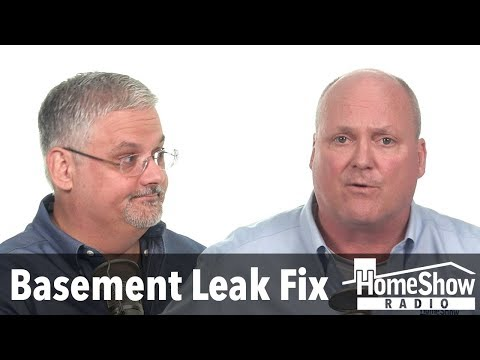 How do I prevent leaks in my walkout basement?   Ask Tom