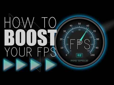 The Ultimate FPS Boosting Guide!