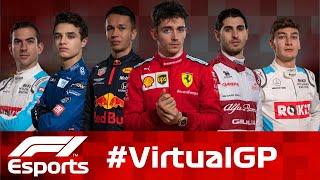 F1 Virtual Grand Prix! Full Race   Albert Park Circuit