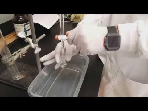 Experiment 8: Molar Volume of Hydrogen Gas