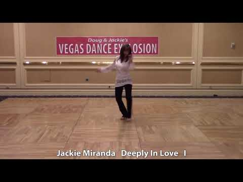 Deeply in love by Jackie Miranda