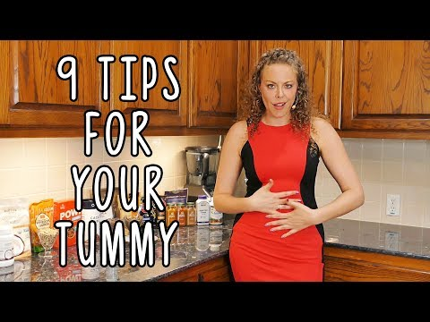 Heartburn, Bloating & Belly Fat! 9 Tips for Digestion, Probiotics, Health, Weight Loss | iHerb.com