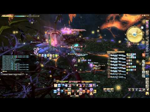 FFXIV ARR Second Coil of Bahamut Turn 1 MAIN TANK