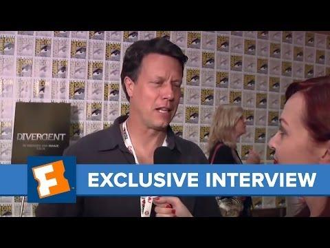 Gavin Hood Comic-Con 2013 Exclusive Interview | Comic Con | FandangoMovies