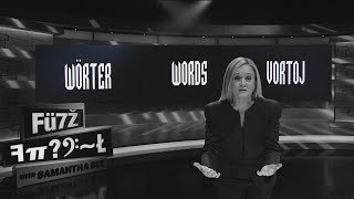 Fantastic Words and Where Not To Find Them | June 21, 2017 Part 3 | Full Frontal on TBS