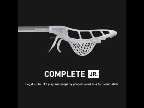 What is the Complete Jr? | StringKing Youth Lacrosse Stick