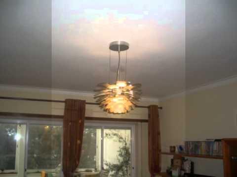Pendant Light Artichoke