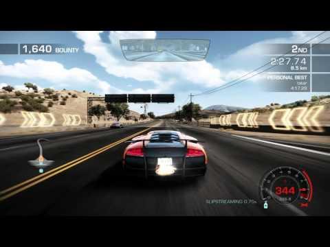 Need For Speed Hot Pursuit Lamborghini Murcielago Lp670 4 Sv 1
