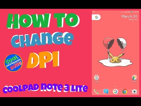 How to change your display DPI in hindi on rooted any android device