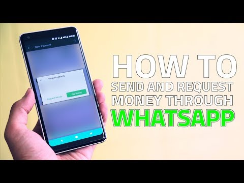 How to Send and Request Money on WhatsApp