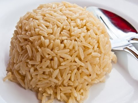 Healthy Brown Rice Cooking Tutorial