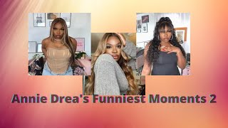 Annie Drea's Funniest Moments 2