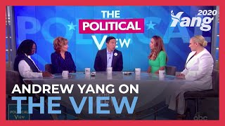 Andrew Yang on The View (Full Interview)