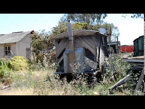 Abandoned Farm Outback Australia