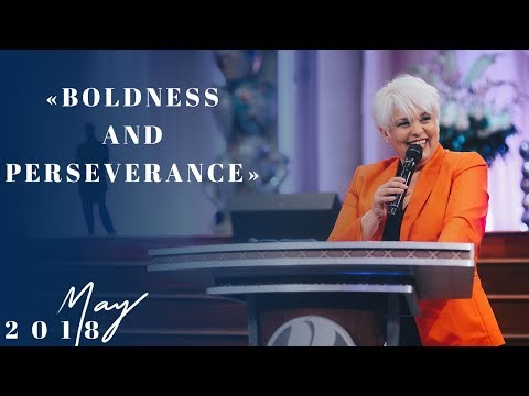 Boldness and Perseverance - Teacher Susie Martin | May 13, 2018